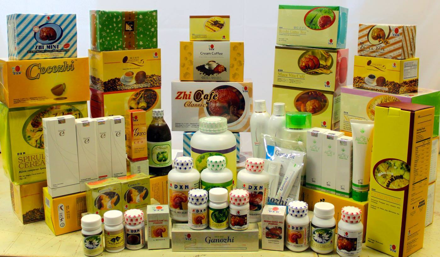 ONE WORLD ONE MARKET The world leader in the production and marketing of its main ingredient products Ganoderma mushroom (King of Herbs)